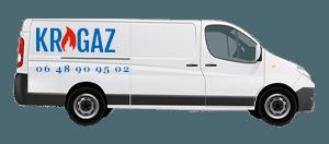 Camion utilitaire de KR-GAZ
